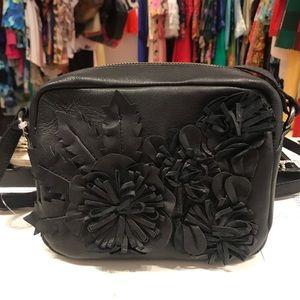 Top Shop Crossbody Zip Top Handbag